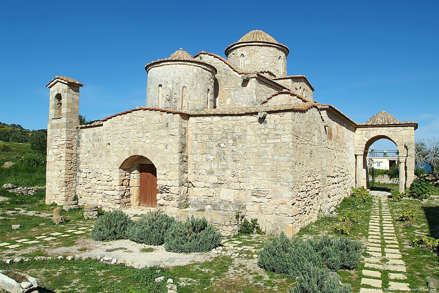 الكنيسة البيزنطية