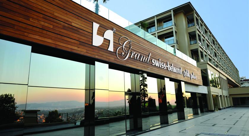 فندق جراند سويس سيليك بالاس ثيرمال سبا
