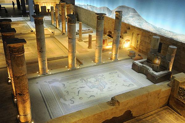 المتحف الأثري بعنتاب