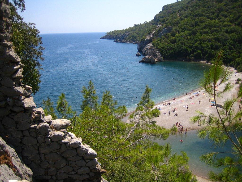 شاطئ أوليمبوس