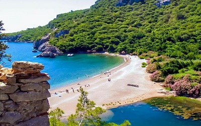 شواطئ تركيا
