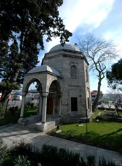 قبر بربروسا
