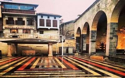 مدينة عنتاب التركية