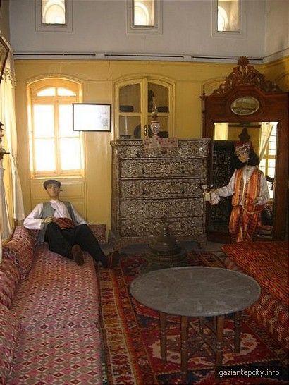 متحف الإثنوغرافيا بغازي عنتاب