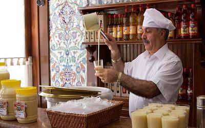 اشهر المشروبات التركيه