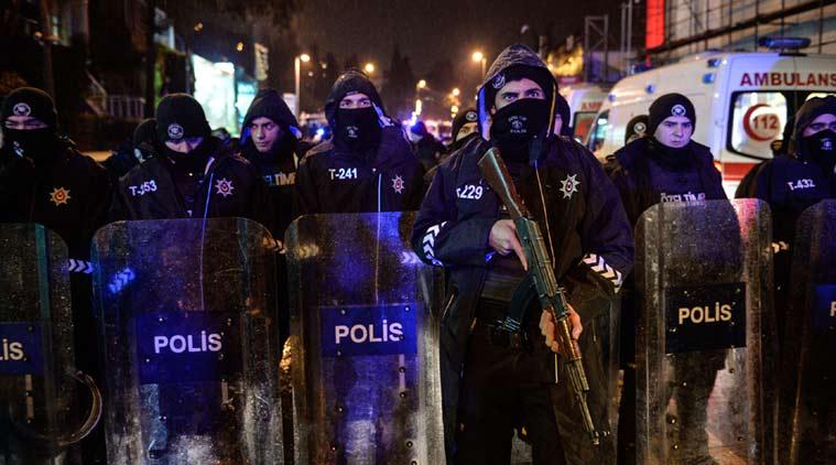 الامن فى اسطنبول