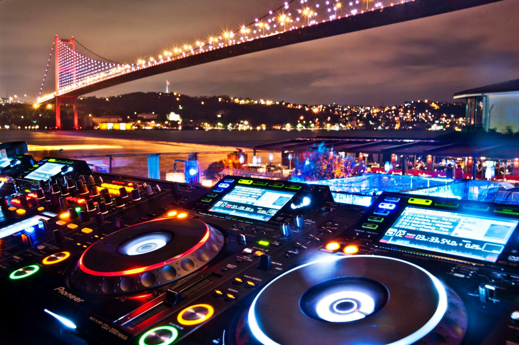الحياة الليلية فى اسطنبول