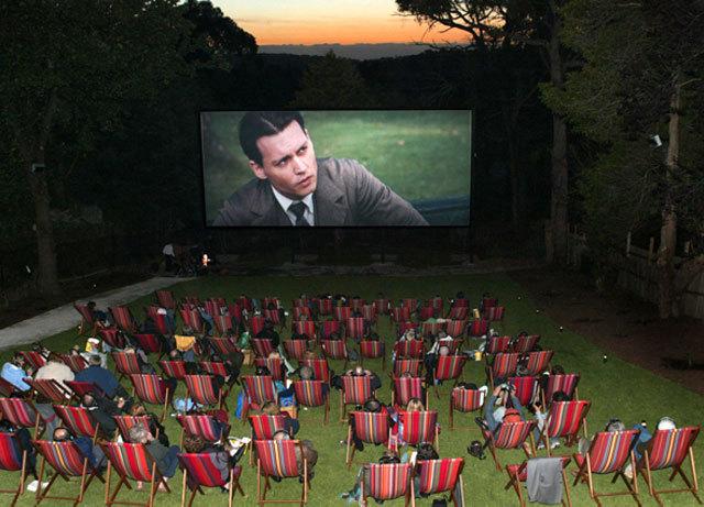 السينما في الهواء الطلق