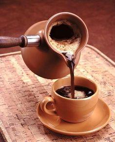 القهوة التركي