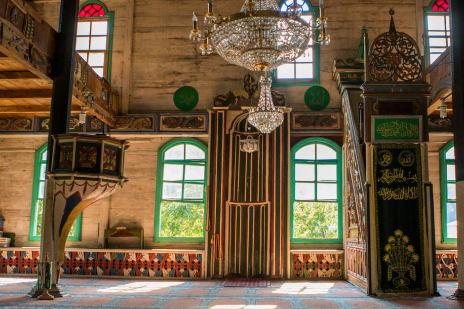 المسجد الخشبى