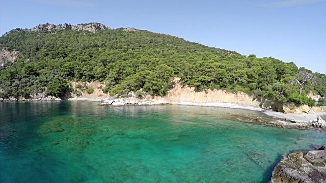 المناظر الطبيعية فى فتحيه تركيا