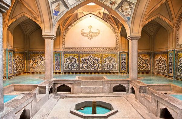 حمام السليمانية