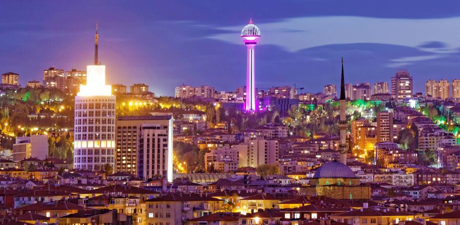 مدينة أنقرة