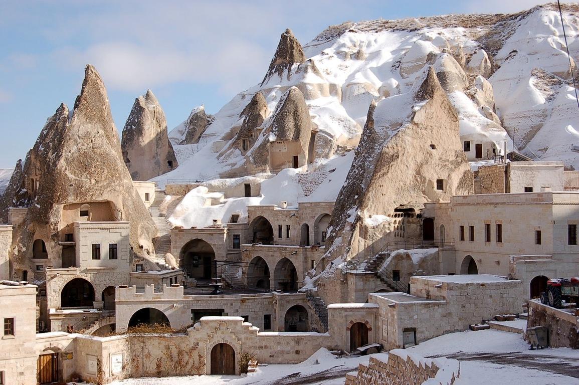قرية جوريم Göreme