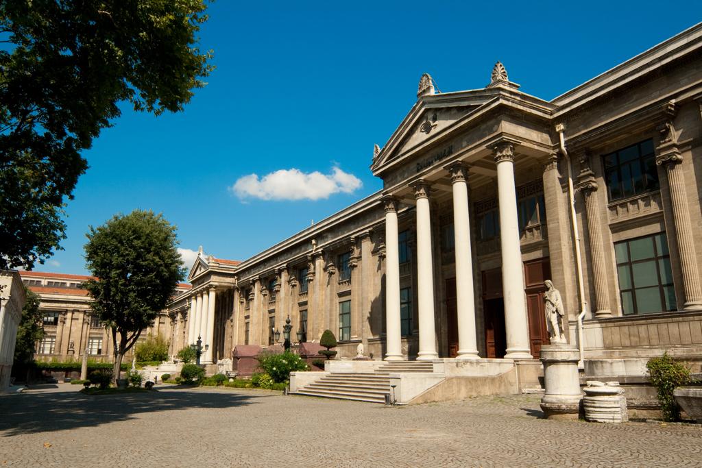 متحف اسطنبول الأثرى