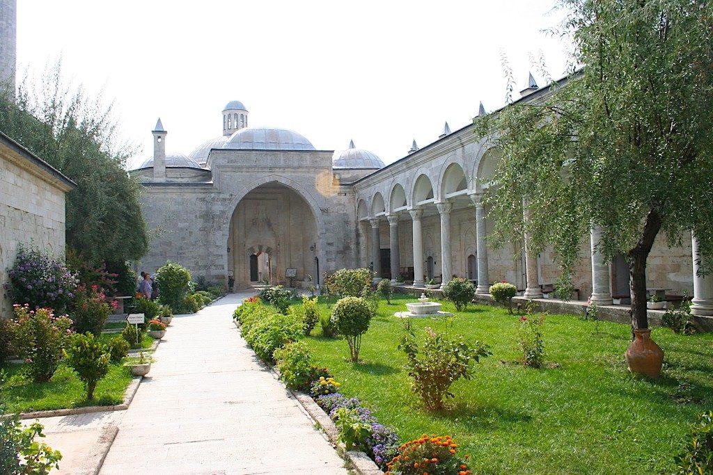 مجمع السلطان بايزيد الثانى