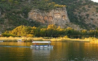 مدينة داليان تركيا