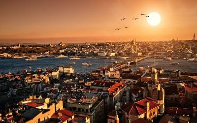 مدينة بولو تركيا
