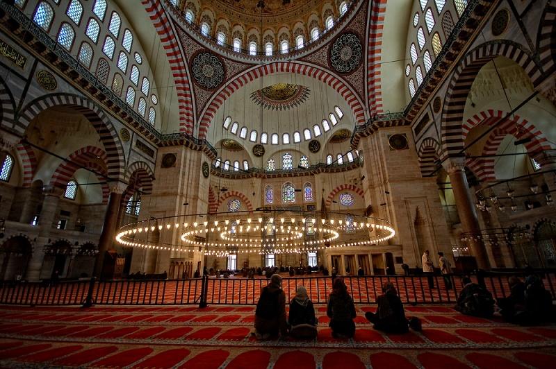 مسجد السليمانية كامى