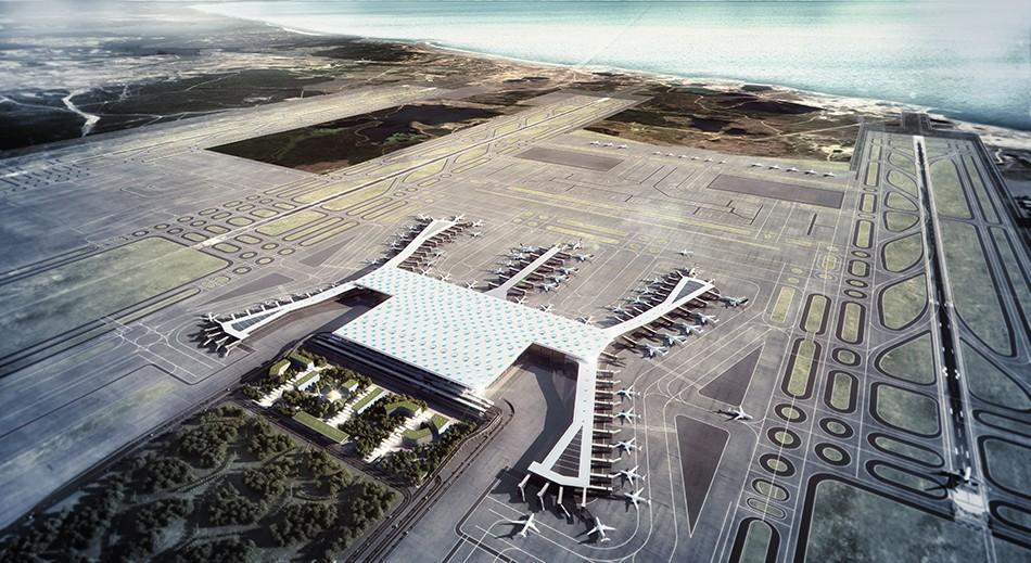 مطار غراند اسطنبول