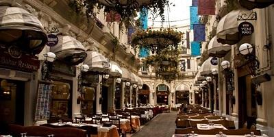 المطاعم التاريخية في اسطنبول