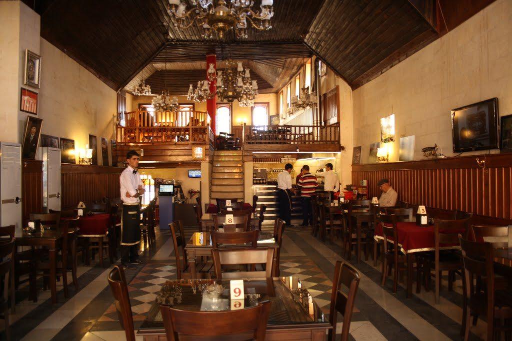 مطعم غازى عنتاب