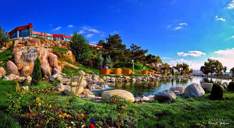 حديقة غوكسو بارك