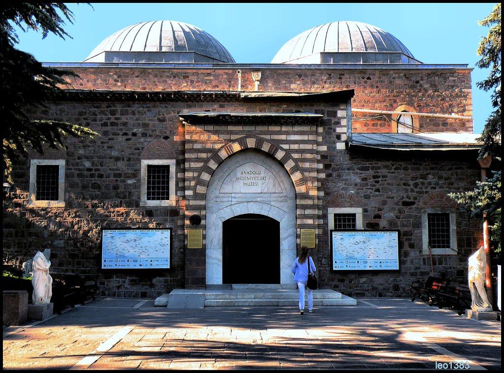 متحف حضارات الاناضول