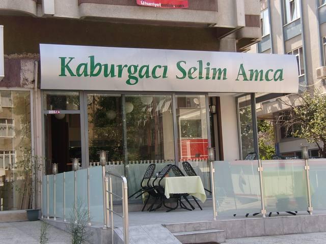 مطعم kaburgaci selim Amca
