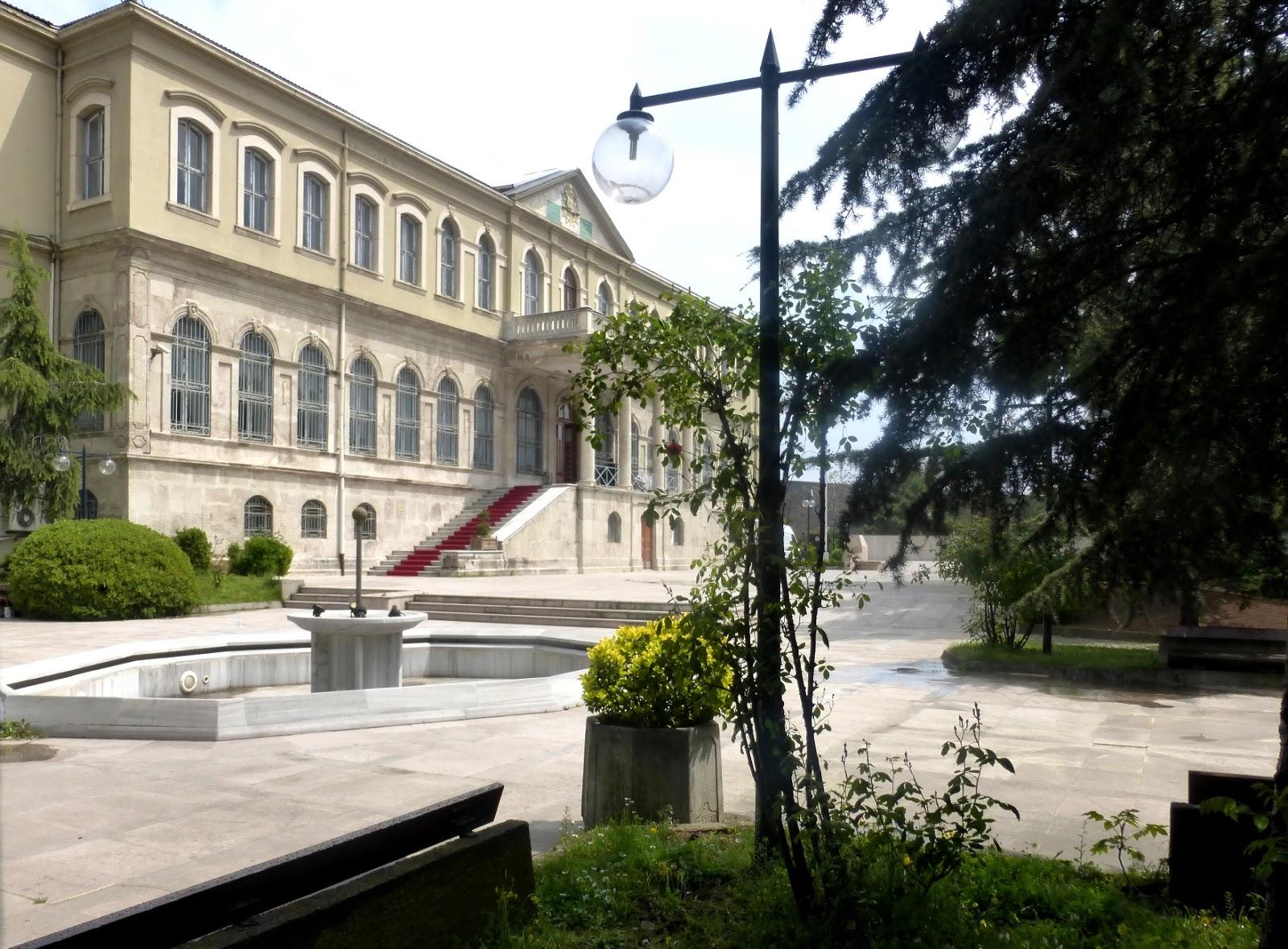 المتحف العسكرى فى اسطنبول