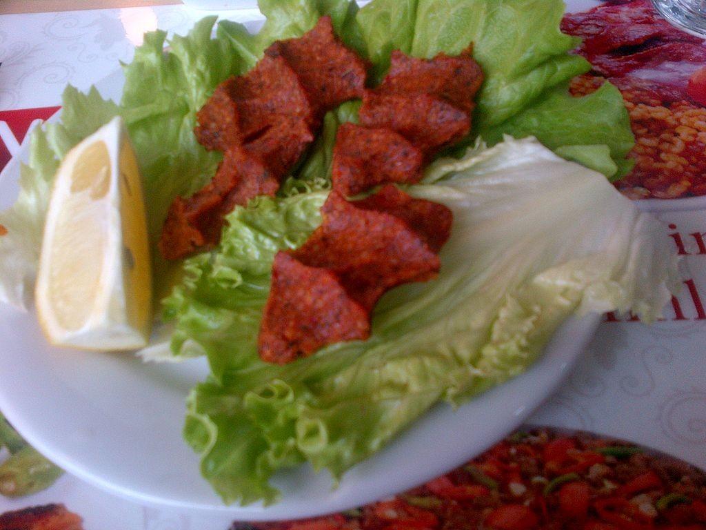 مطعم Yeşil Vadi Café & Restoran