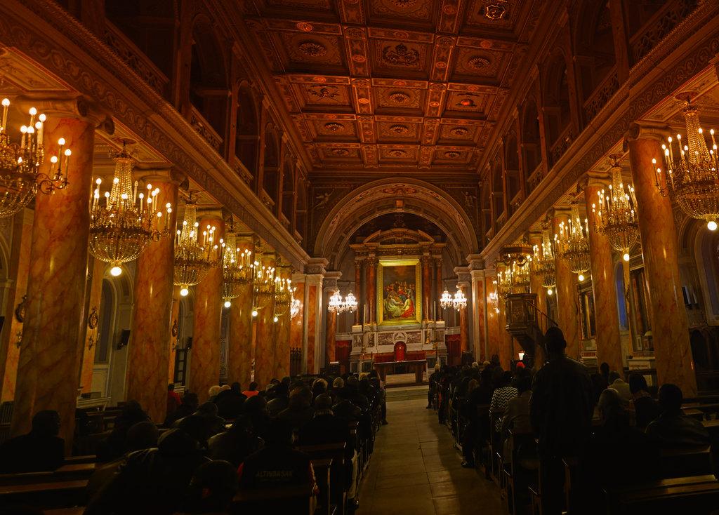 كاتدرائية الروح القدس