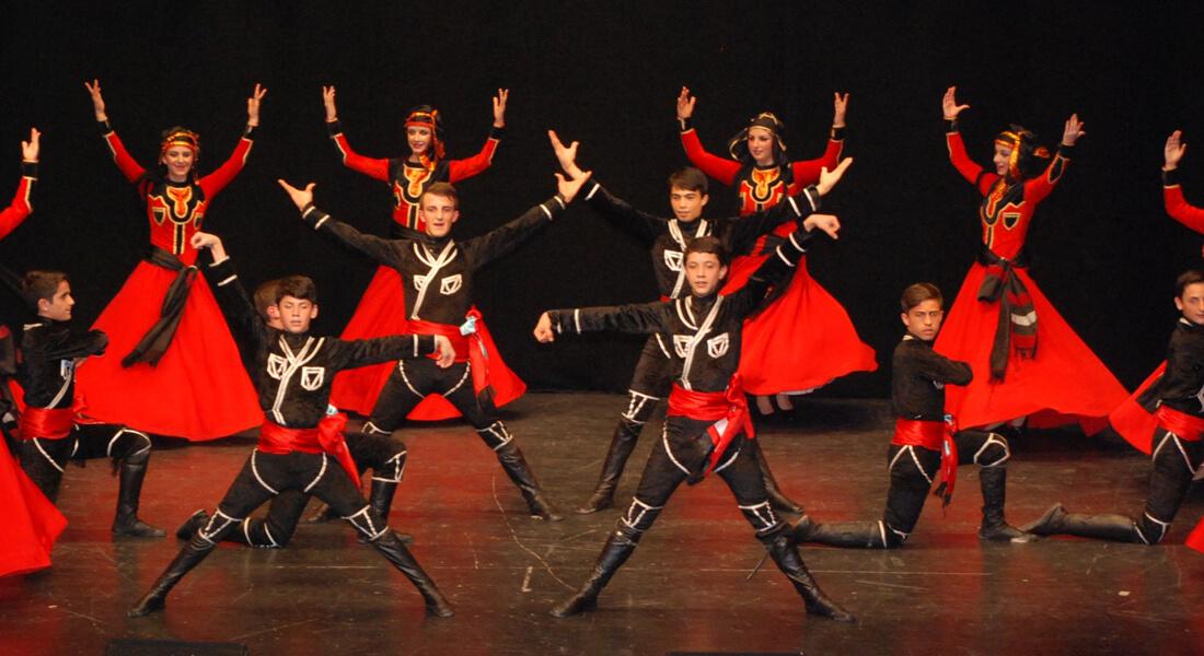 رقصة كافكاس Kafkas
