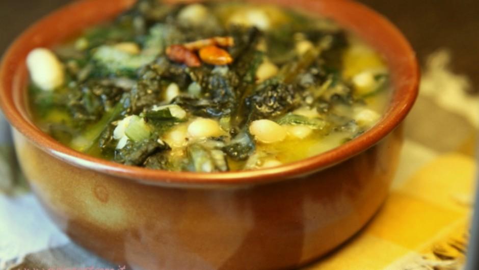 طبق kale