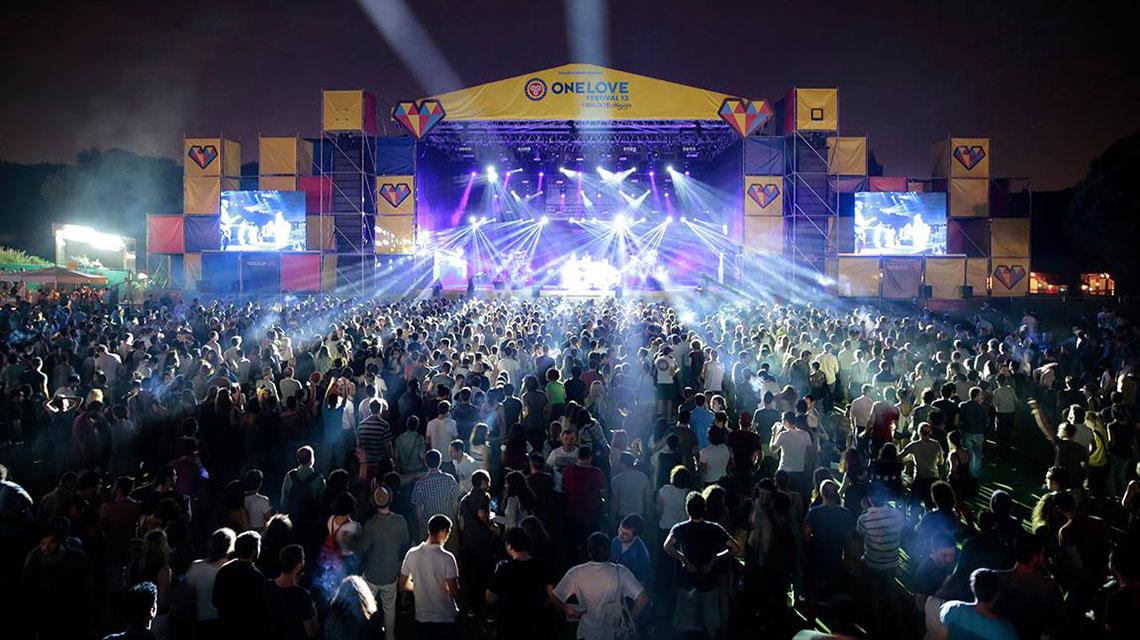 مهرجانات الموسيقى