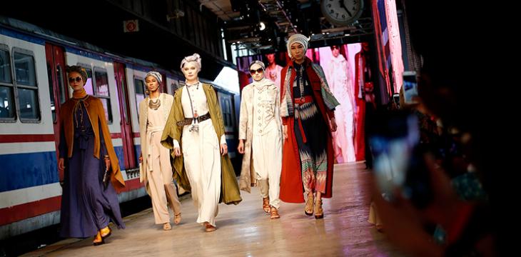 صناعة الأزياء التركية