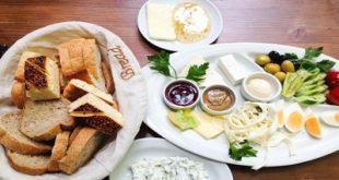 اكلات نباتية في اسطنبول