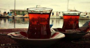 الشاي التركي