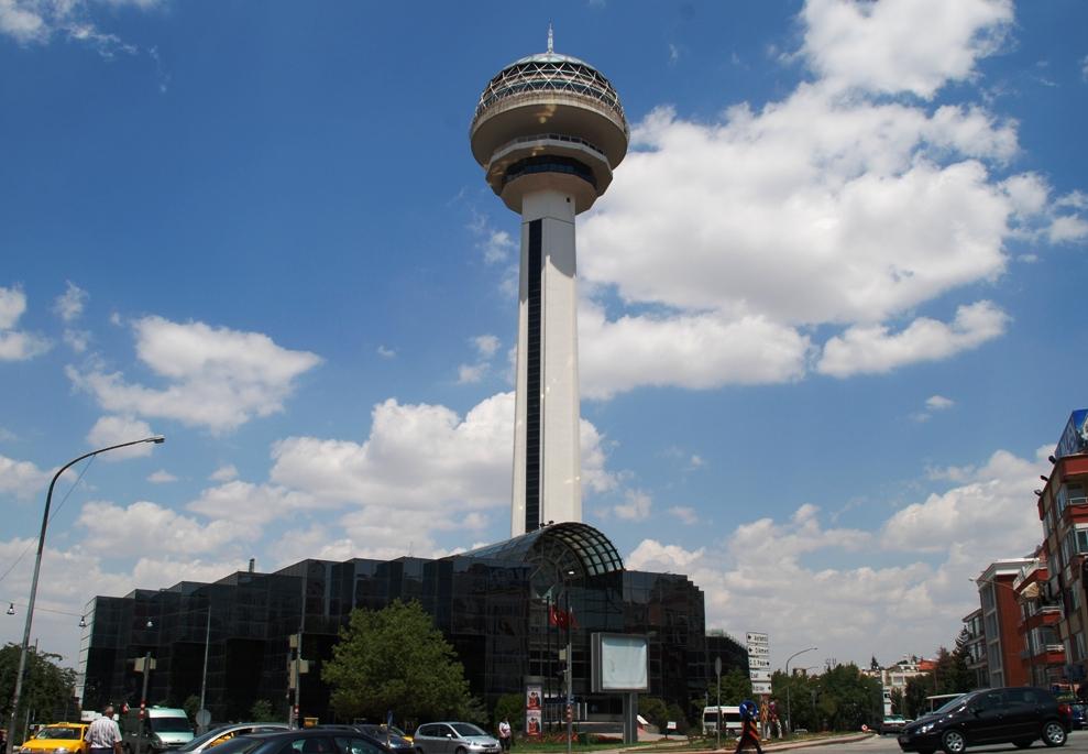 برج Atakule