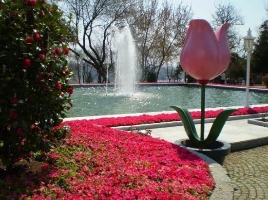 زيارة حدائق إسطنبول
