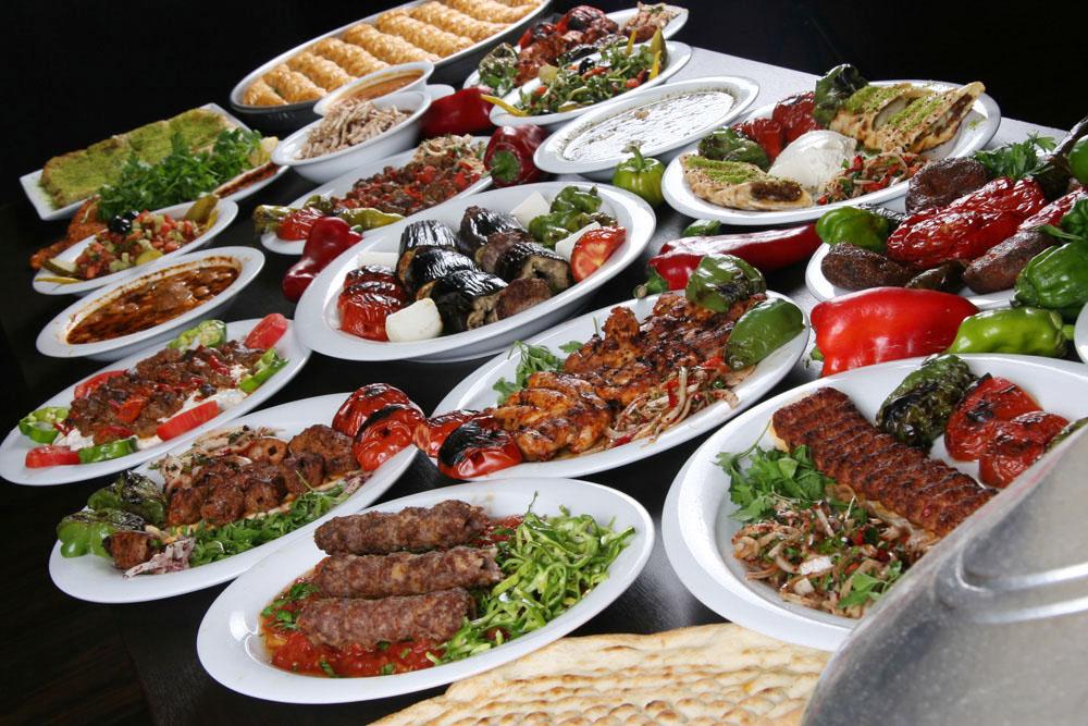الطعام في غازي عنتاب