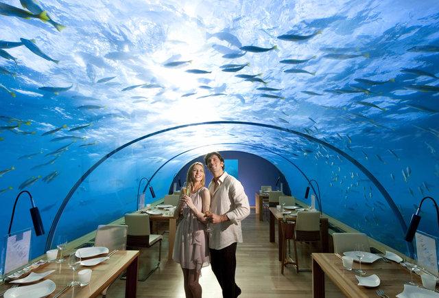 فندق اسطنبول تحت الماء