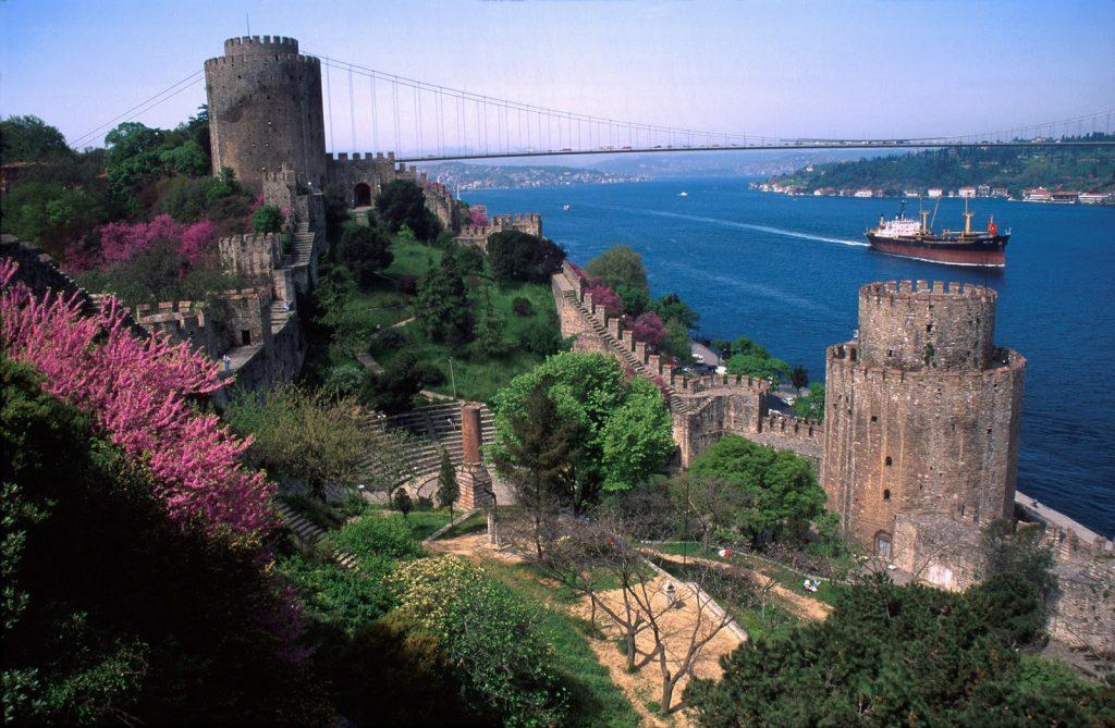 قلعة روملى حصار