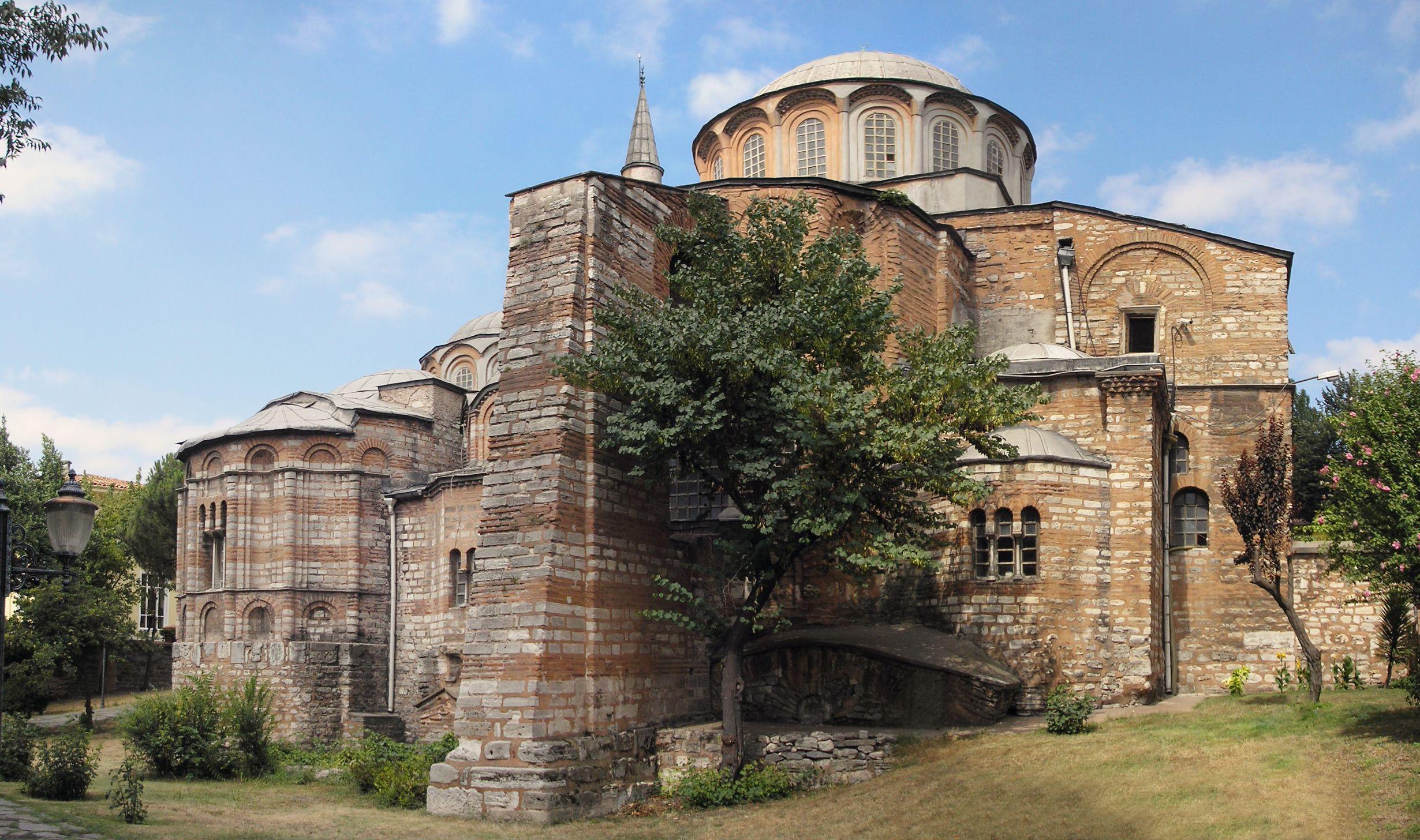 كنيسة القديس المخلص فى تشورا