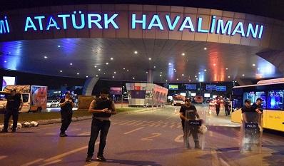 مطار اتاتورك