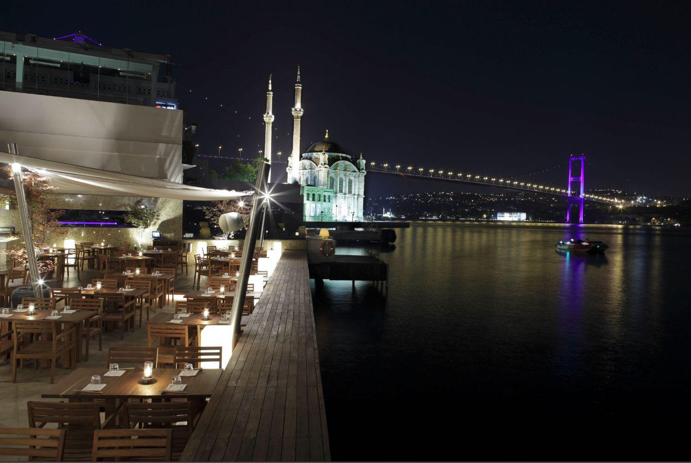 مطعم زوما اسطنبول
