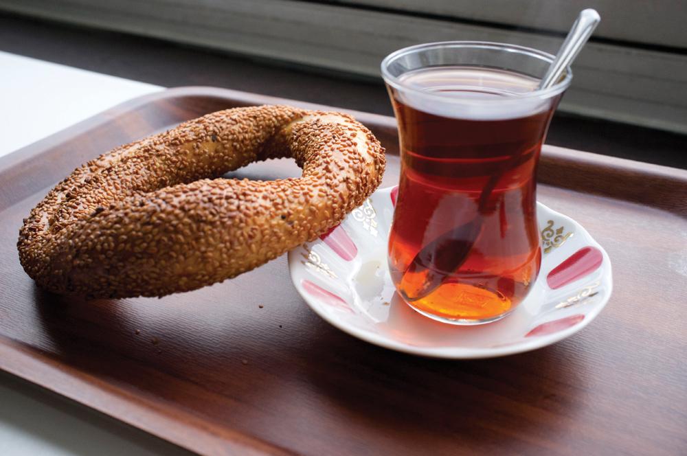 المطبخ التركي