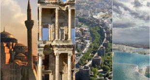 مواقع منظمة اليونسكو في تركيا