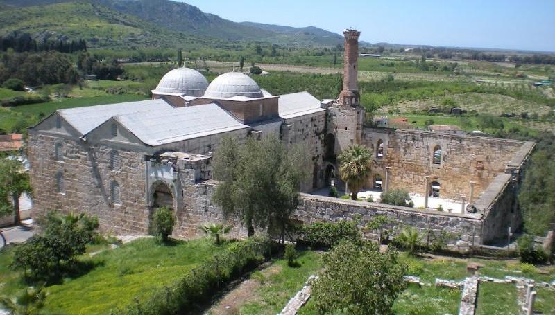 مسجد عيسى بك