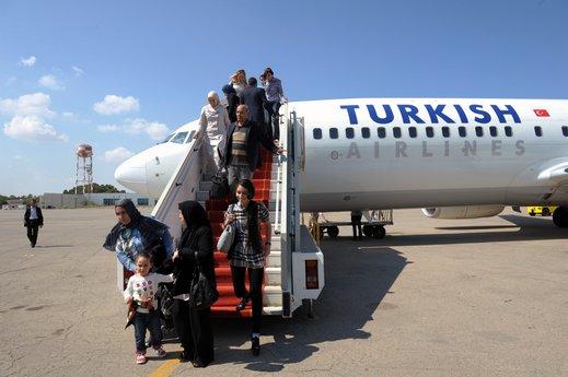 الاقامة التركية